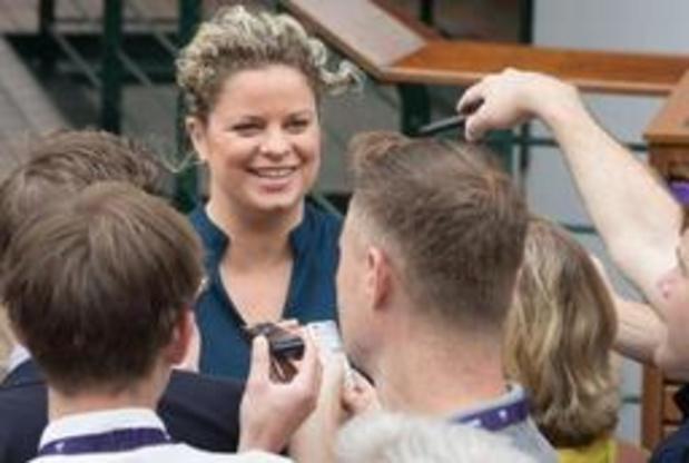 US Open: Kim Clijsters intronisée au sein de l'US Open Court of Champions
