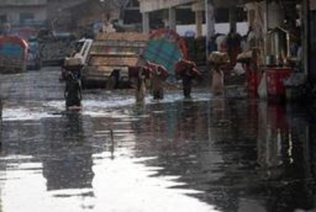 Minstens 16 doden bij moessonregens in Pakistan