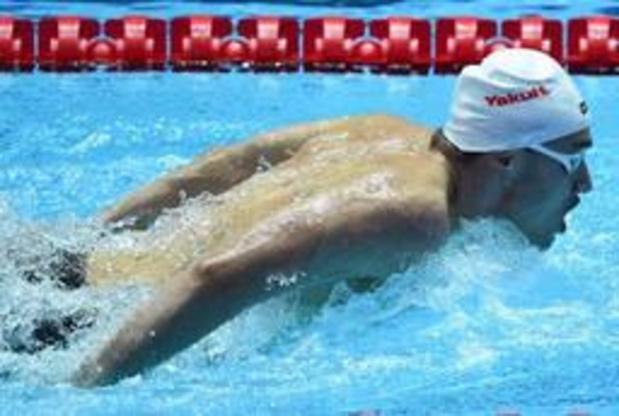 Hongaar Kristof Milak zwemt naar wereldrecord op 200m vlinderslag