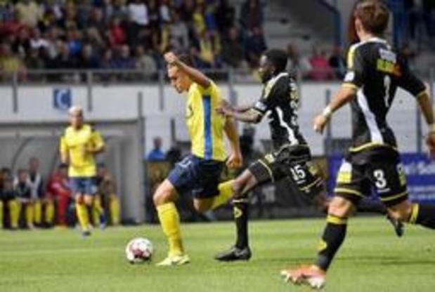Proximus League - L'Union Saint-Gilloise aligne un troisième succès face à Lokeren