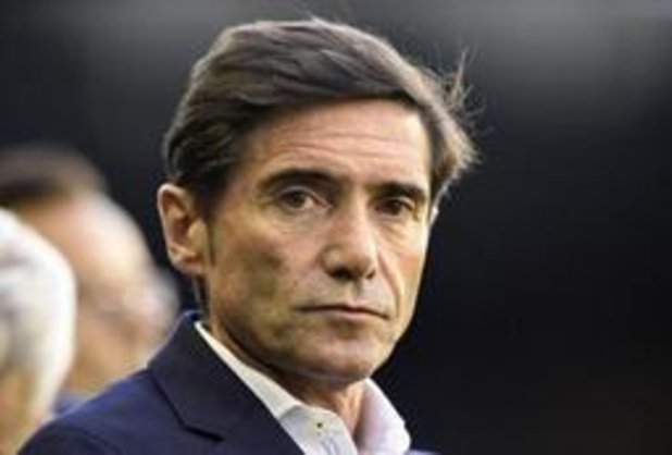 Valencia ontslaat coach Marcelino