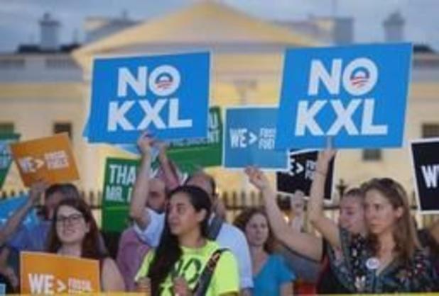 Ook Canada begraaft plannen voor controversiële Keystone XL-pijplijn