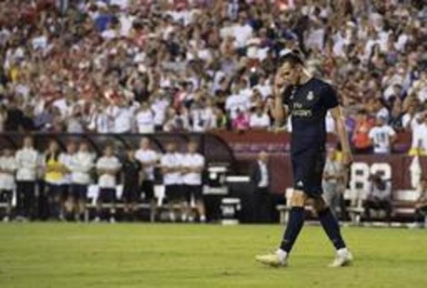 La Liga - Transfer van Gareth Bale naar China op de helling