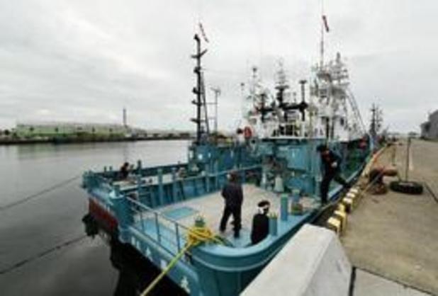 Japon: départ de baleiniers pour la chasse commerciale, après 31 ans d'interruption