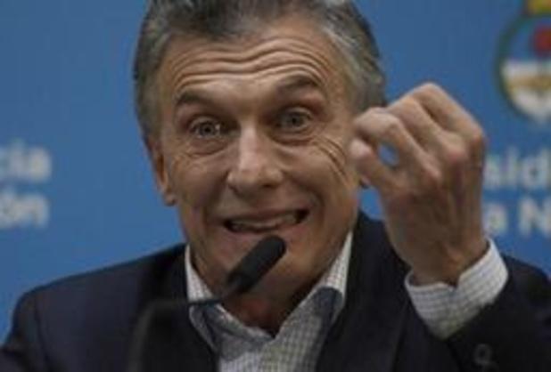 Argentijnse regering verlaagt belastingen na verkiezingsnederlaag president