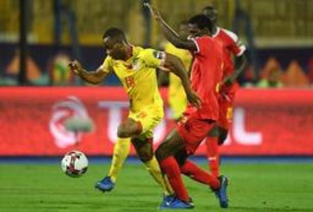 CAN 2019 - Le Benin et la Guinée Bissau se quittent sur un 0-0