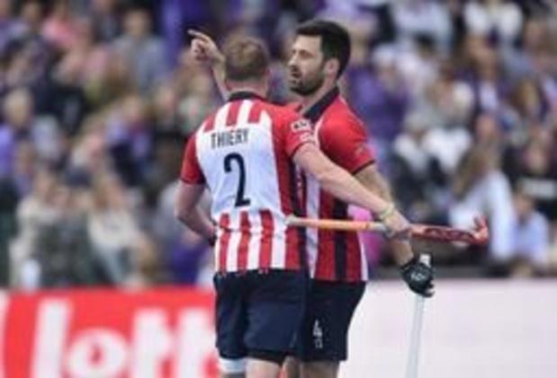 Le Léopold sacré champion en battant le Beerschot 4-3 en finale retour des play-offs