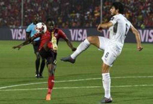 Africa Cup 2019 - Gastland Egypte wint ook zijn derde groepswedstrijd