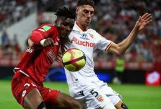 Les Belges à l'étranger - Battus par Dijon, Lens et Guillaume Gillet ne monteront pas en Ligue 1