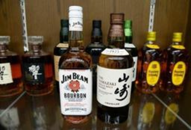 45.000 vaten whiskey in vlammen opgegaan in Kentucky