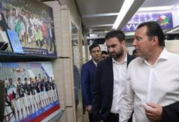 Marc Wilmots moet Iran naar WK 2022 leiden