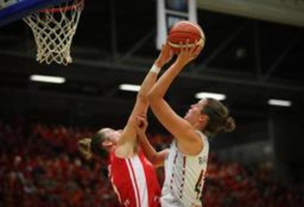 Euro de basket (d) - La Belgique, battue par l'Espagne, termine 4e à Saragosse en préparation pour l'Euro