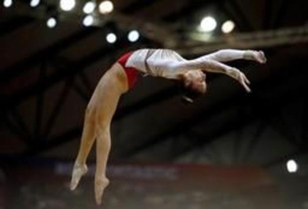 Nina Derwael verlengt Belgische titel