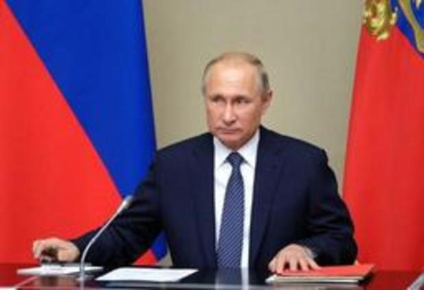 Als VS nieuwe raketten ontwikkelen, zal Rusland hetzelfde doen