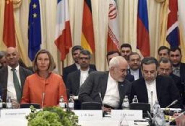 """Europa vraagt Iran om """"zonder uitstel"""" uraniumverrijking terug te schroeven"""