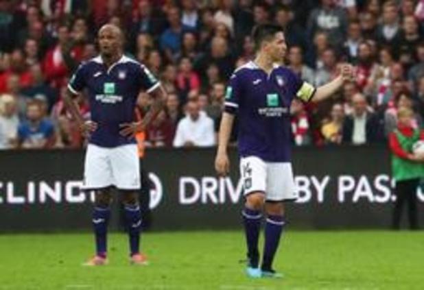 Jupiler Pro League - Kortrijk verkoopt Anderlecht nieuwe dreun