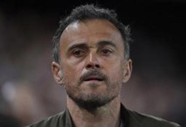 Luis Enrique quitte son poste de sélectionneur de l'Espagne, Robert Moreno le remplace