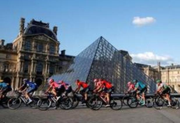22.300 participants à la consultation de l'UCI sur l'attractivité du cyclisme sur route