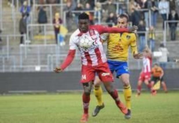 Jupiler Pro League - L'Union Saint-Gilloise tenu en échec 3-3 à domicile par Mouscron