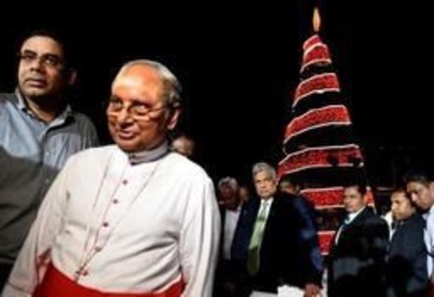 """Aartsbisschop van Colombo roept op om verantwoordelijken explosies Sri Lanka """"genadeloos te straffen"""""""