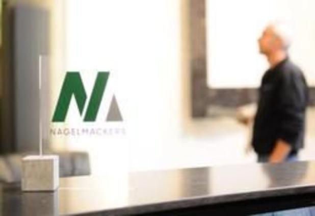 'Bank Nagelmackers staat in de etalage'