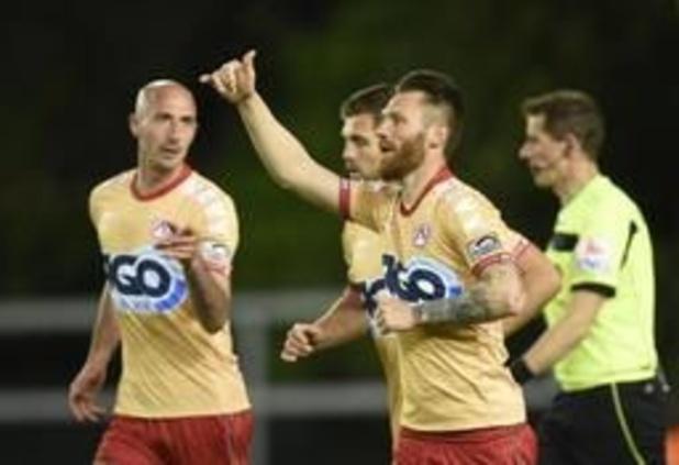 Jupiler Pro League - KV Kortrijk springt over Union naar leidersplaats en kan finale al ruiken