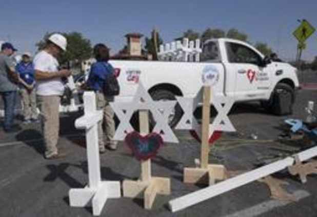 Lokale politie El Paso stelt dodental bij naar 21