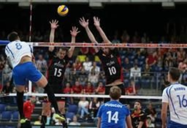 Champions League volley (m) - Civitanova en Stijn D'Hulst onttronen Kazan in finale