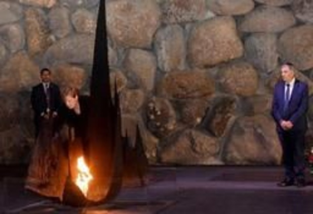 Le Borussia Dortmund verse un million au Mémorial de l'Holocauste Yad Vashem en Israël