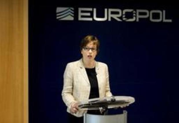 Catherine De Bolle alerte le Parlement sur une réduction du budget d'Europol