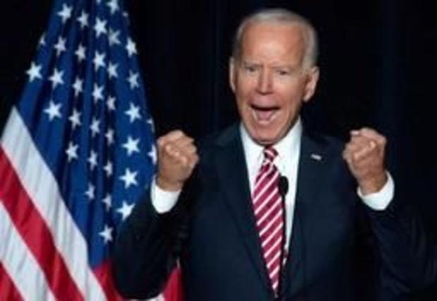 Tweede vrouw beschuldigt Joe Biden van ongepaste aanrakingen