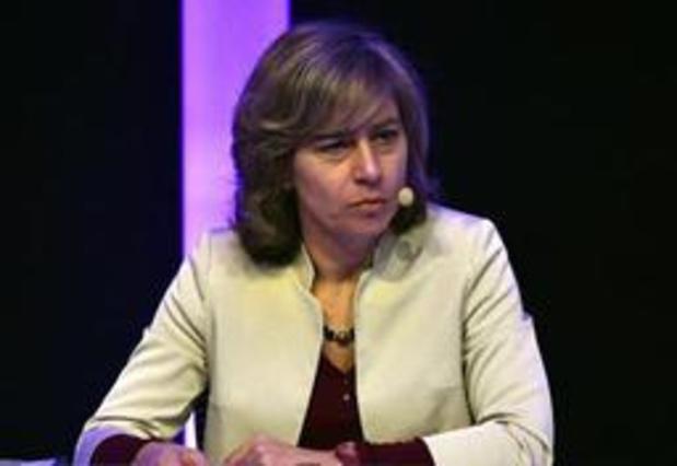 La CEO Dominique Leroy quitte Proximus