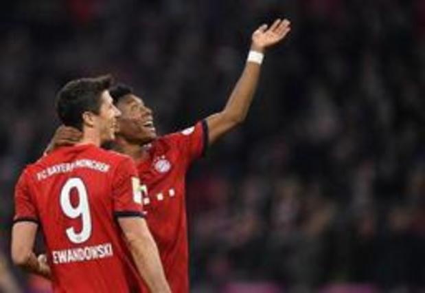 """Alaba treedt Lewandowski bij: """"Bayern moet zich nog versterken"""""""