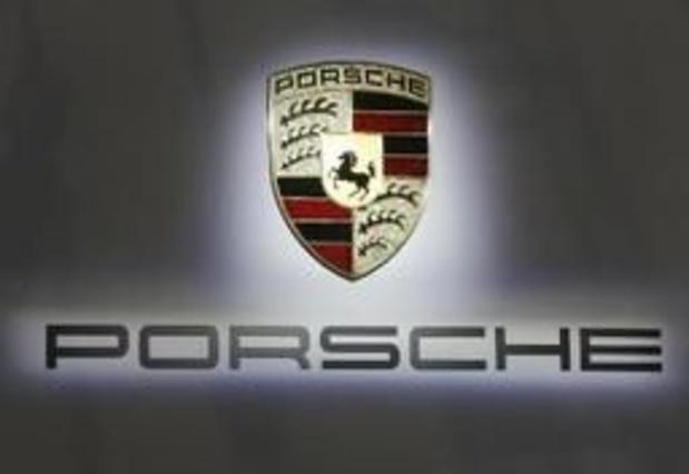 Huiszoekingen bij Porsche