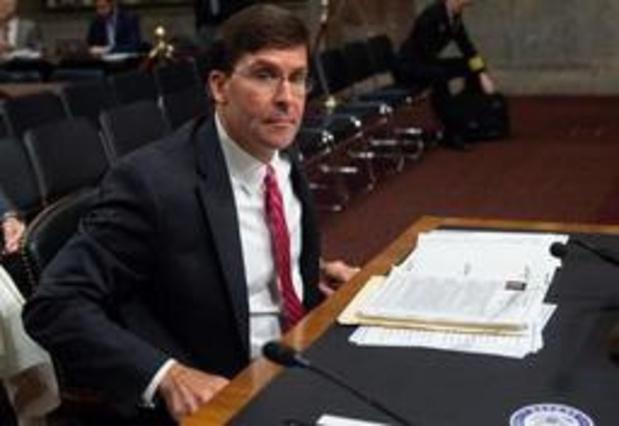 """USA: le nouveau chef du Pentagone """"déçu"""" par l'achat par la Turquie de missiles russes"""