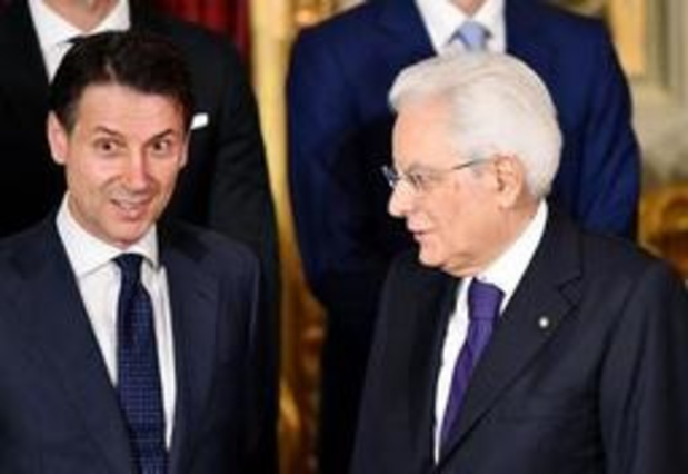 Conte morgen bij president Mattarella verwacht