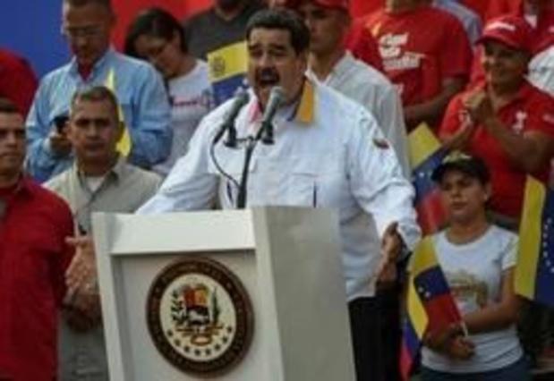 Cirse au Venezuela - Le Venezuela disposé à recevoir une assistance internationale, dit Maduro au CICR
