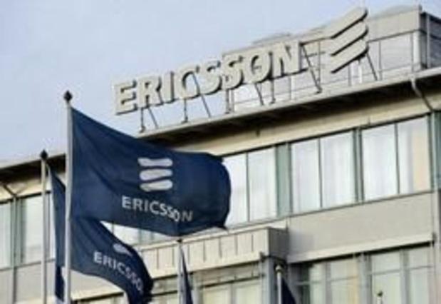 Ericsson met 1 milliard de côté en vue de payer une amende pour corruption aux Etats-Unis