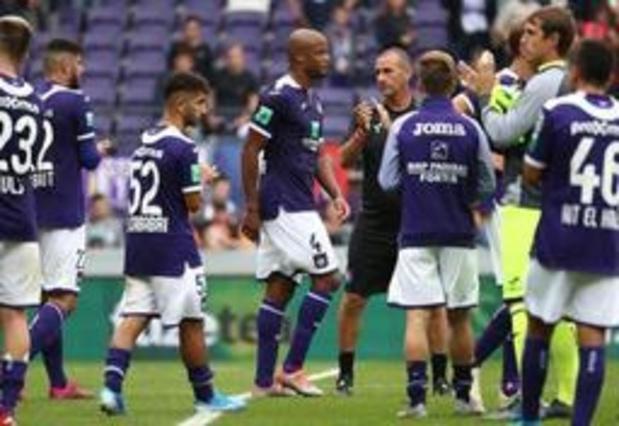 Invallersploeg van Anderlecht verliest oefenduel tegen Düsseldorf