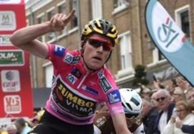 Quatre Jours de Dunkerque - Le Néerlandais Mike Teunissen estime avoir montré son potentiel en vue du Tour de France