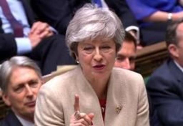 "Premier May: ""Laatste kans om brexit te garanderen"""
