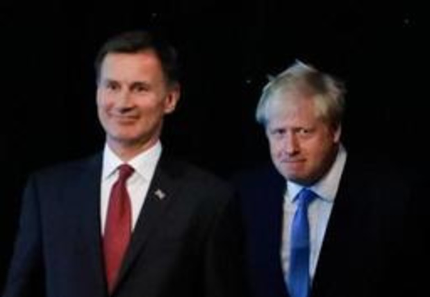 Jeremy Hunt treedt af als minister van Buitenlandse Zaken van Groot-Brittannië