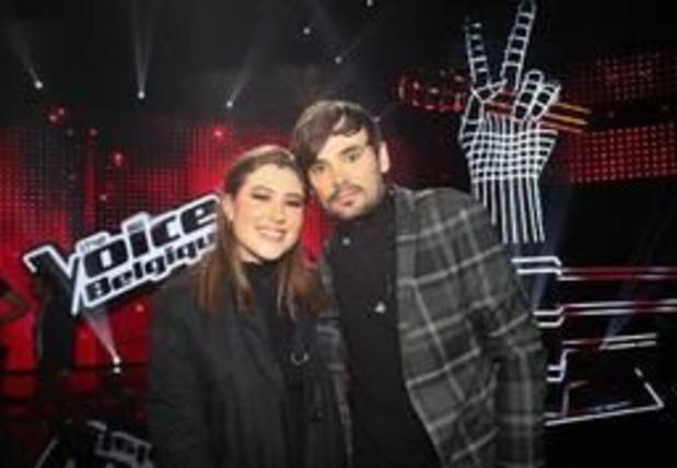 A 18 ans, Charlotte Foret est la gagnante de The Voice Belgique