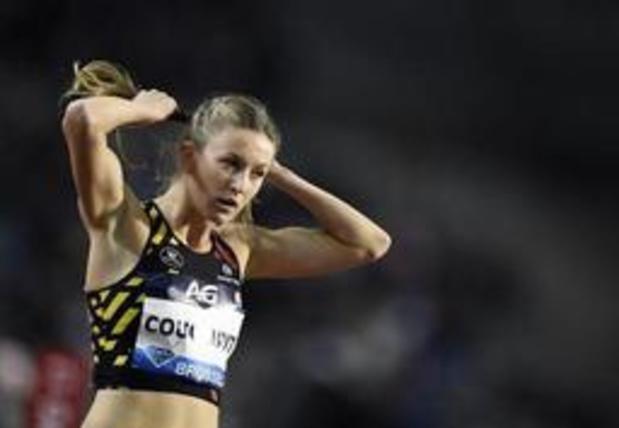 Memorial Van Damme - Couckuyt wordt knap tweede in afsluitende 400m horden, Claes is vierde