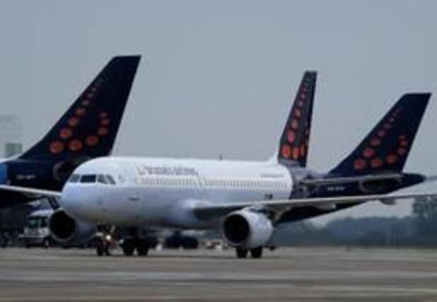 Ook Brussels Airlines getroffen door staking bij Spaanse luchtvaart