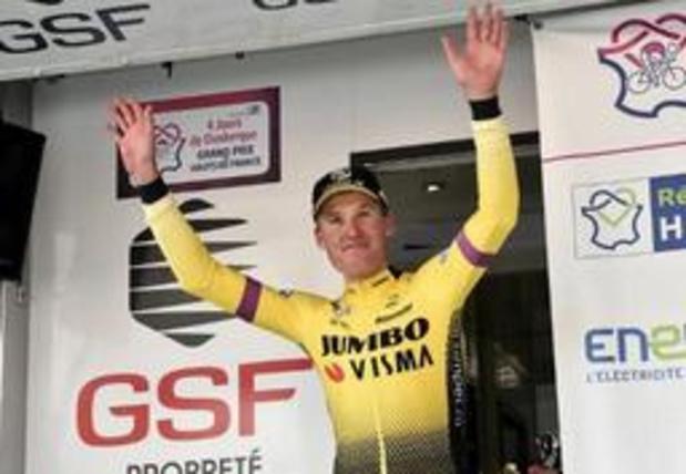 Hammer Series - Jumbo-Visma gagne le Hammer Climb à Stavanger