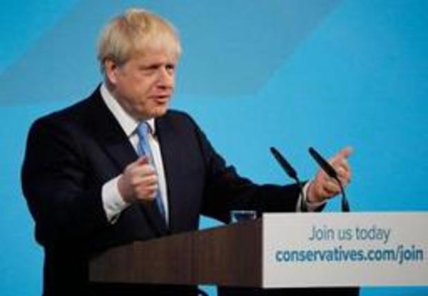Boris Johnson remporte la course pour devenir le nouveau Premier ministre britannique