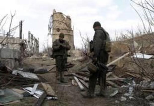Rode Kruis brengt hulpgoederen naar oosten van Oekraïne