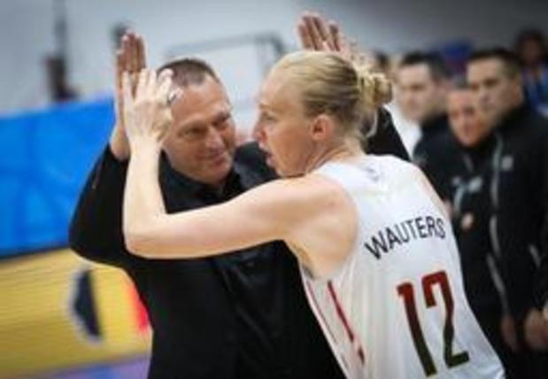 Euro de basket (d) - La Belgique s'incline 60-49 en Italie en préparation à Saragosse