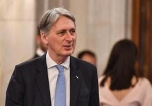 """Downing Street n'a """"pas de lignes rouges"""" dans les discussions avec l'opposition"""